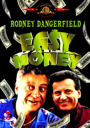 Easy Money Dvd cover