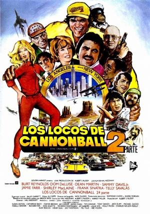 Cannonball Run II 936x1339