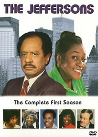 Die Jeffersons poster