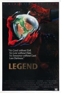 Легенда poster
