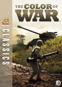 The Color of War poster