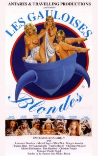 Les Gauloises blondes poster