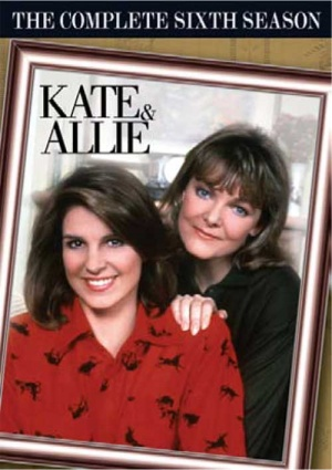 Kate & Allie 500x709