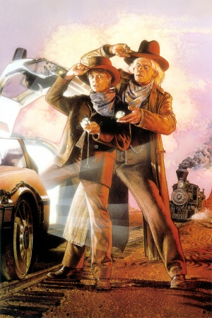 Back to the Future Part II 2000x3000