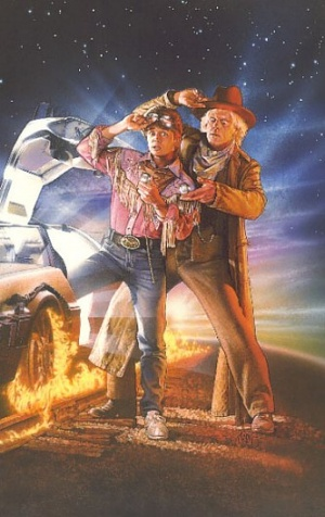 Back to the Future Part II 333x528