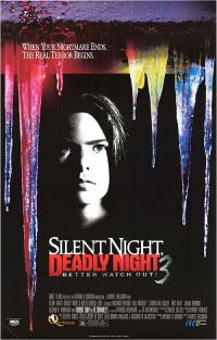 Silent Night, Deadly Night 3: Better Watch Out! poster
