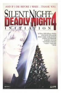 Natal Sangrento 4: A Iniciação poster