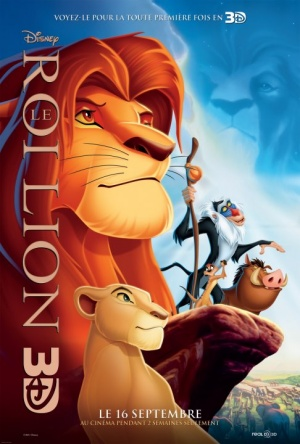 The Lion King 486x720