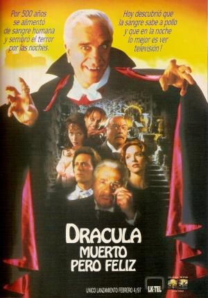 Dracula: Dead and Loving It 1498x2136