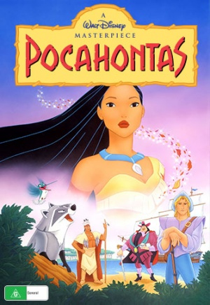 Pocahontas 334x485