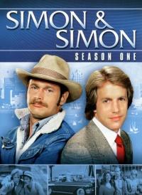 Simon und Simon poster
