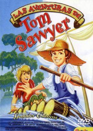 The Animated Adventures of Tom Sawyer 1017x1441