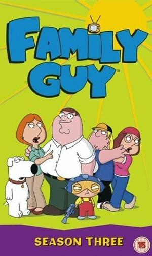 Family Guy 300x505