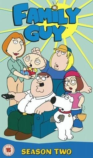 Family Guy 300x509
