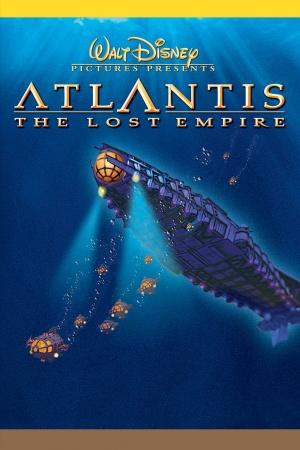 Atlantis - Das Geheimnis der verlorenen Stadt 1218x1827