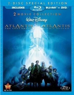 Atlantis - Das Geheimnis der verlorenen Stadt 400x514
