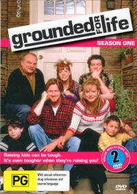 Grounded for Life poster
