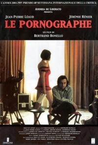 Le pornographe poster