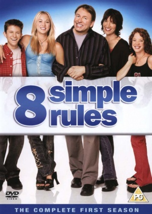 8 Simple Rules... for Dating My Teenage Daughter 570x800