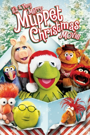 It's a Very Merry Muppet Christmas Movie 800x1200