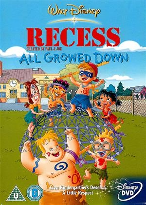 Recess: All Growed Down 300x420