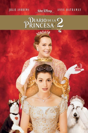The Princess Diaries 2: Royal Engagement 2000x3000