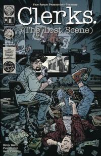 Clerks: The Lost Scene poster