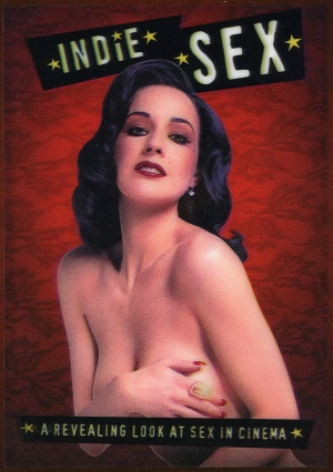 Indie Sex: Censored Dvd cover