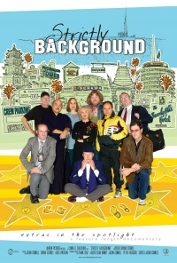 Strictly Background poster