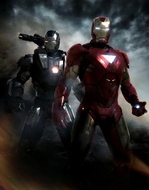 Iron Man 2 801x1024