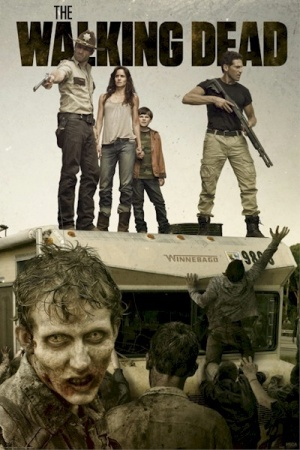 The Walking Dead 400x600
