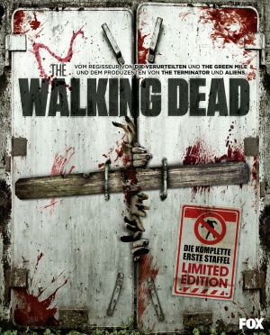 The Walking Dead 726x900