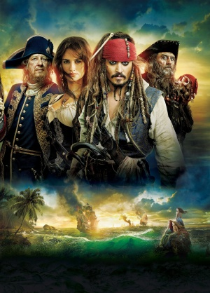 Pirates of the Caribbean: On Stranger Tides 2152x3000