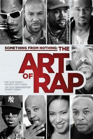 Something from Nothing: The Art of Rap 1400x2100