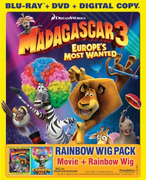 Madagascar 3: Europe's Most Wanted 2920x3600