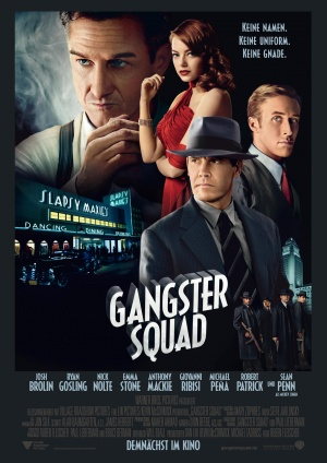 Gangster Squad 2479x3507