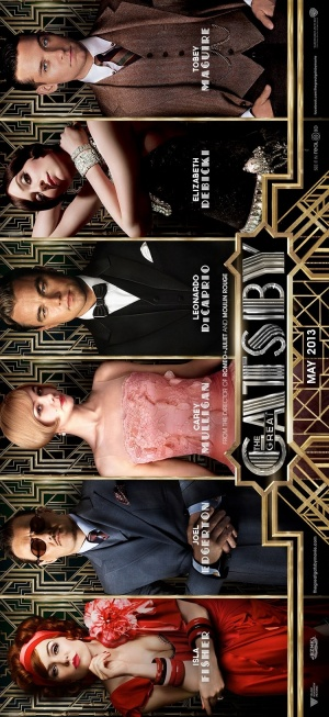 The Great Gatsby 750x1632