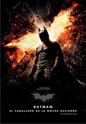 Batman: El caballero de la noche asciende 480x695