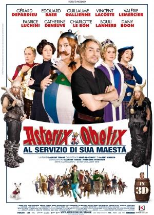 Asterix & Obelix - Im Auftrag Ihrer Majestät 3307x4608