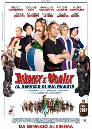 Asterix & Obelix - Im Auftrag Ihrer Majestät 3543x4938