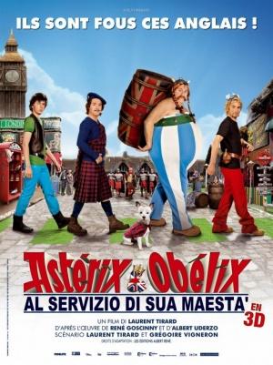 Asterix & Obelix - Im Auftrag Ihrer Majestät 767x1024
