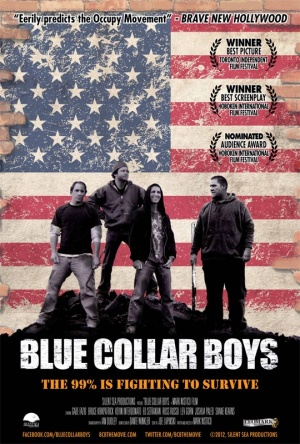 Blue Collar Boys 540x800