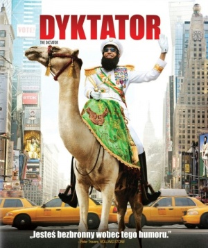 The Dictator 500x595