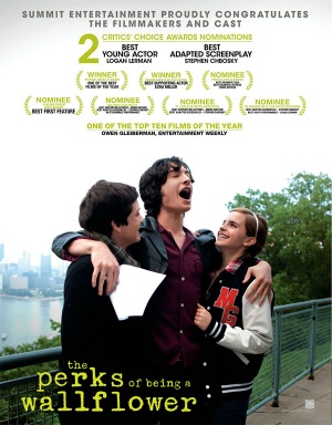 The Perks of Being a Wallflower 600x768