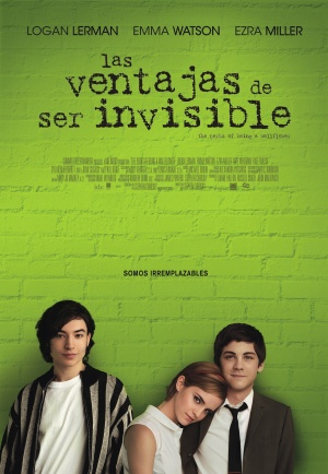 The Perks of Being a Wallflower 3455x5000