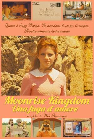 Moonrise Kingdom - Una fuga d'amore 473x700