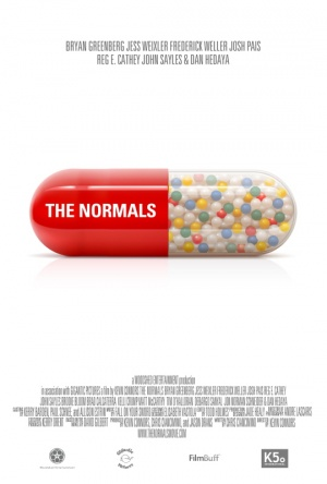 The Normals 540x800