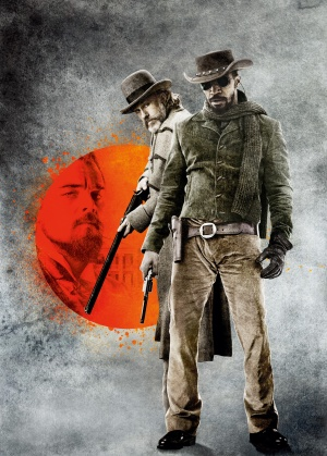 Django Unchained Key art
