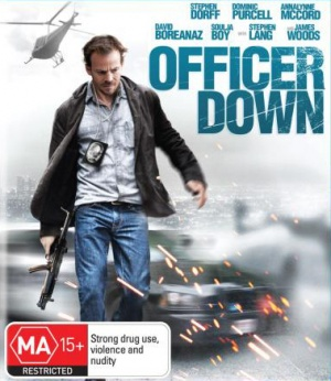 Officer Down 379x437