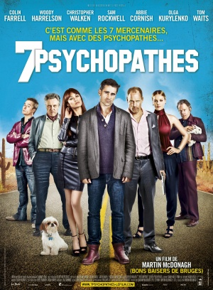 Seven Psychopaths 2834x3850